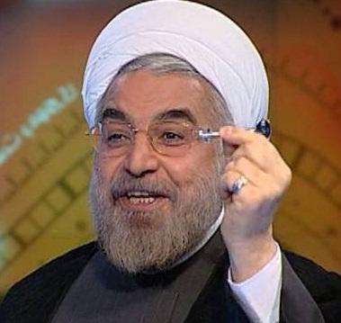 کلید حسن روحانی